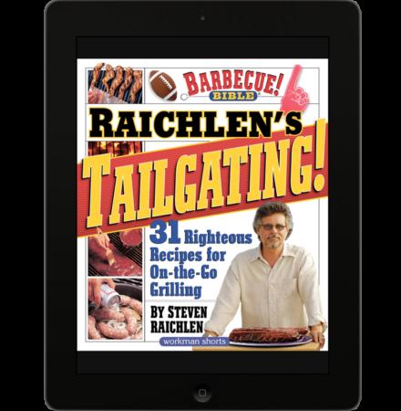 Raichlen's Tailgating Ebook