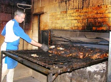 Keith Allen of Allen & Son BBQ