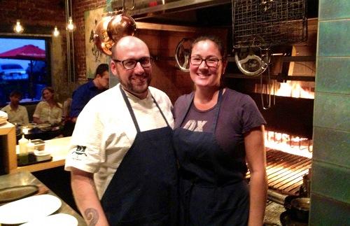 Greg and Gabi Denton