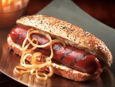 wagyu hot dogs