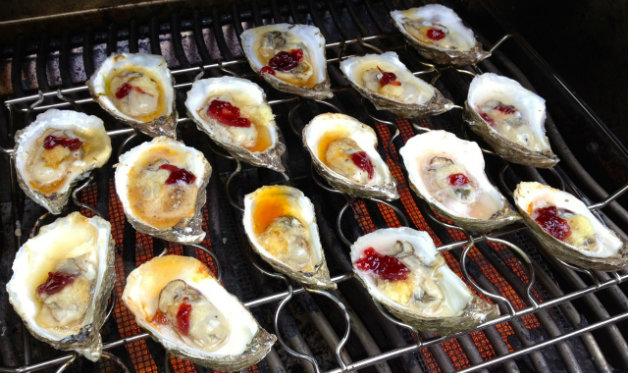 Barbecued Oysters - Barbecuebible.com