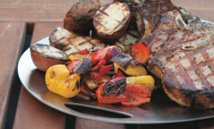 Grilling plate