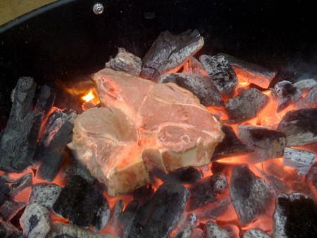 Caveman steak-450