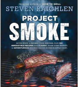 Project Smoke book cover