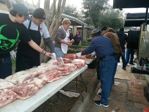 Operation BBQ Relief 2-500
