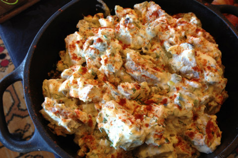 Smoked Potato Salad