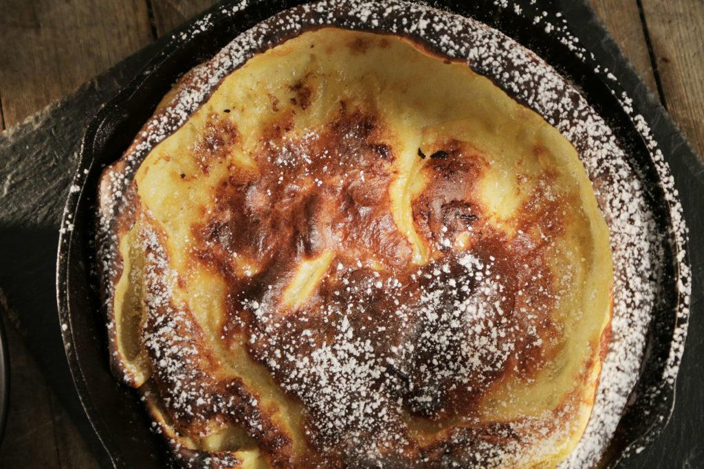 Mile-High Pancake