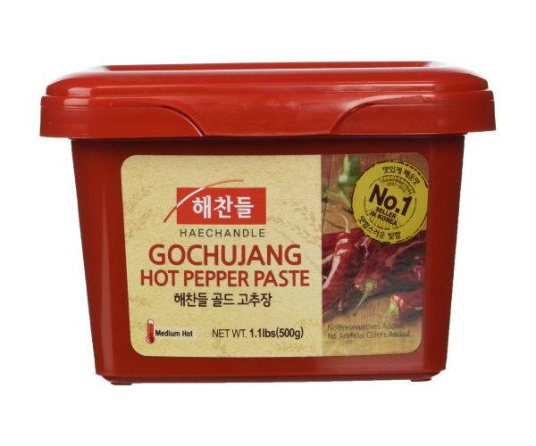 Gochujang, Korean Hot Pepper Paste