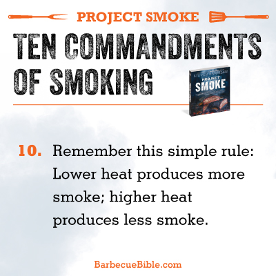Commandments of Smoking #10