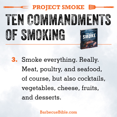 Commandments of Smoking #3