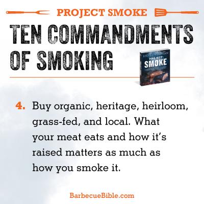 Commandments of Smoking #4
