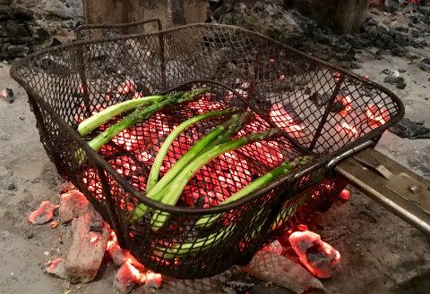 Asparagus at The Dabney