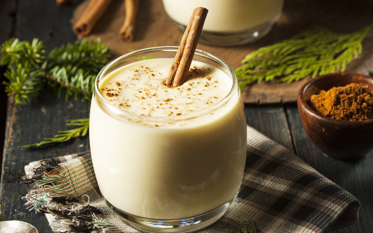 Homemade Smoked Eggnog Recipe Barbecuebible Com
