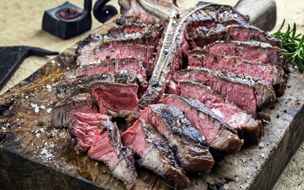 Cattle Drive Steaks