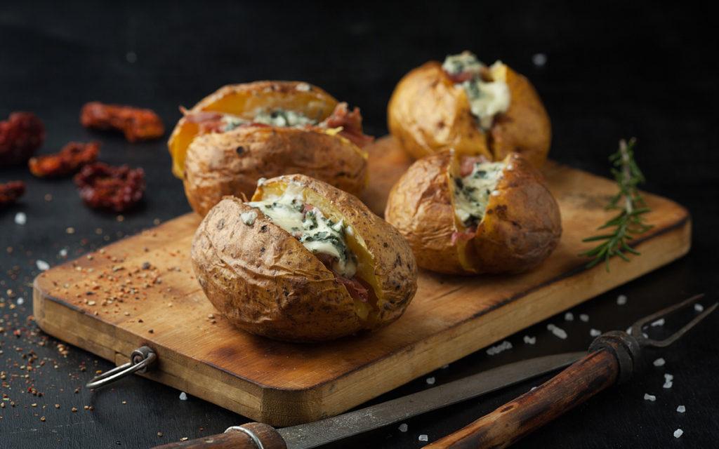 Steakhouse Potatoes