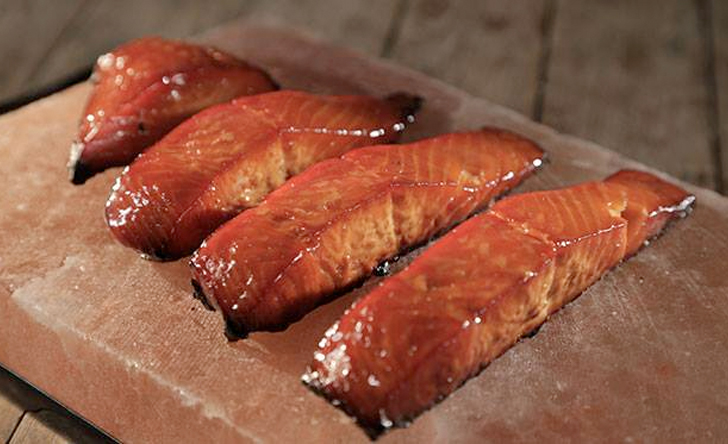 Salmon Candy