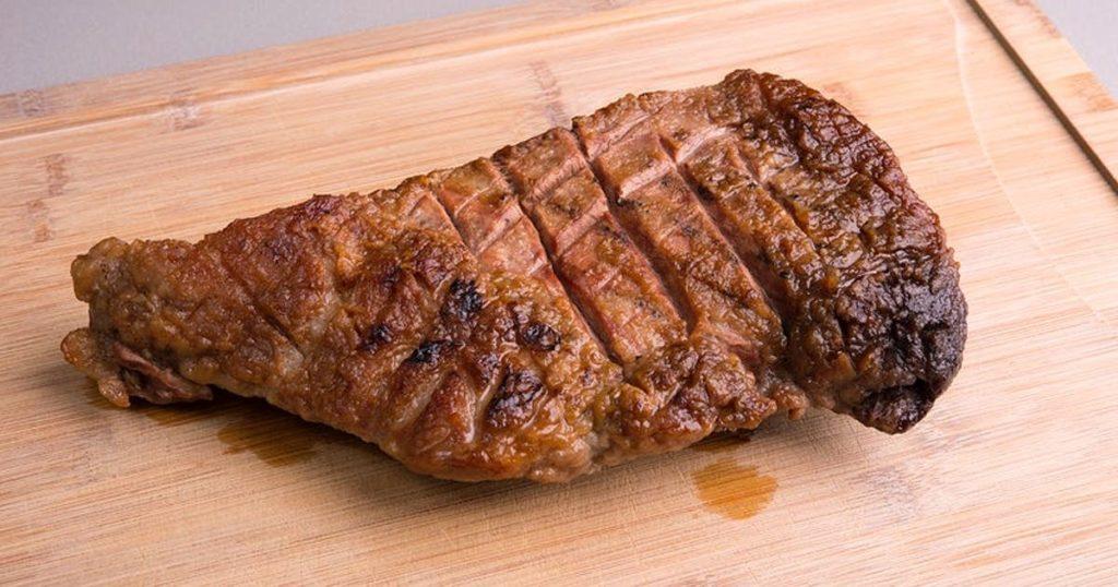 Crowd Cow Grilled Tri-Tip Steak