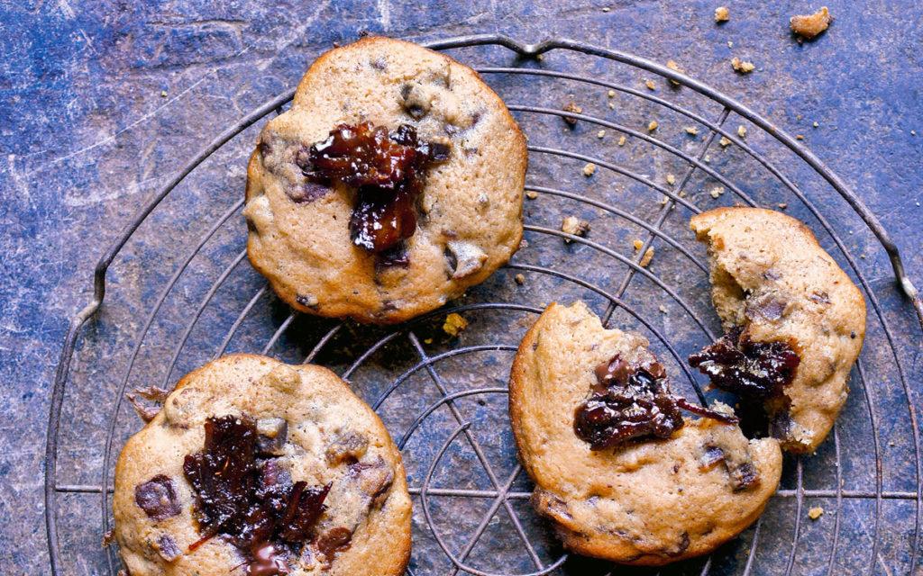 Brisket Chocolate Chip Cookies
