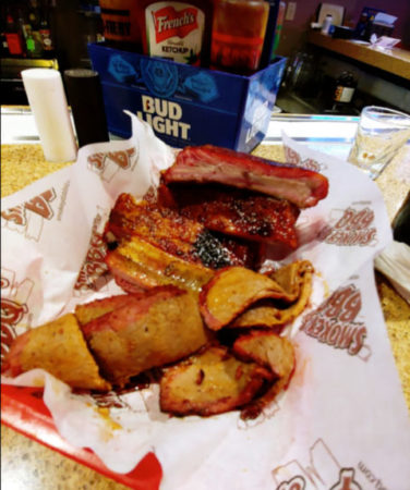 Smokey D's BBQ - Ribs and Brisket