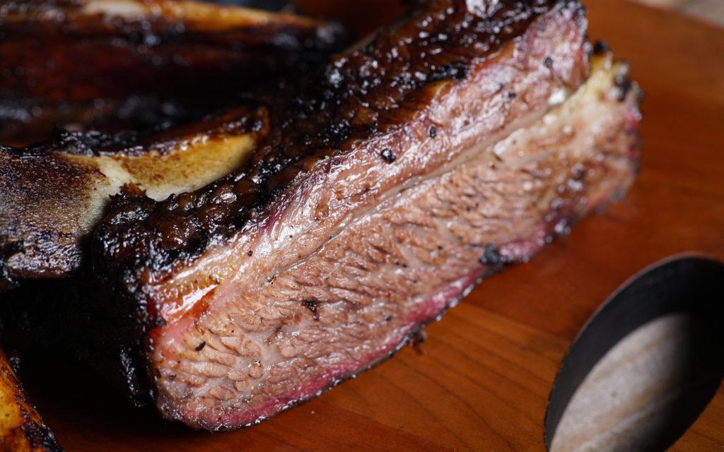 Bajan Beef Plate Ribs