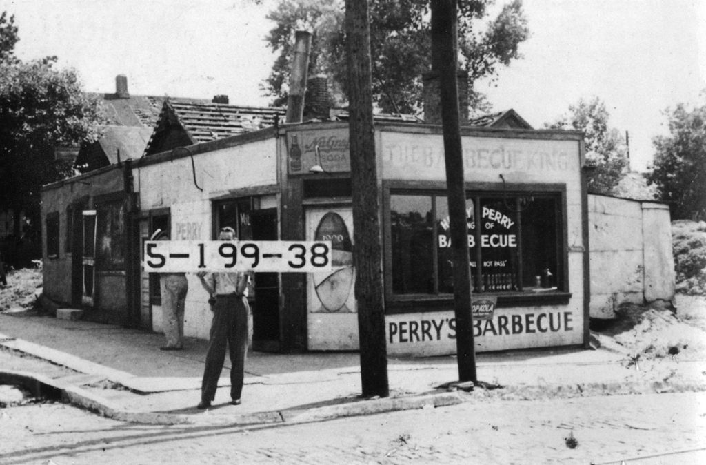 Henry Perry of Perry's Barbecue