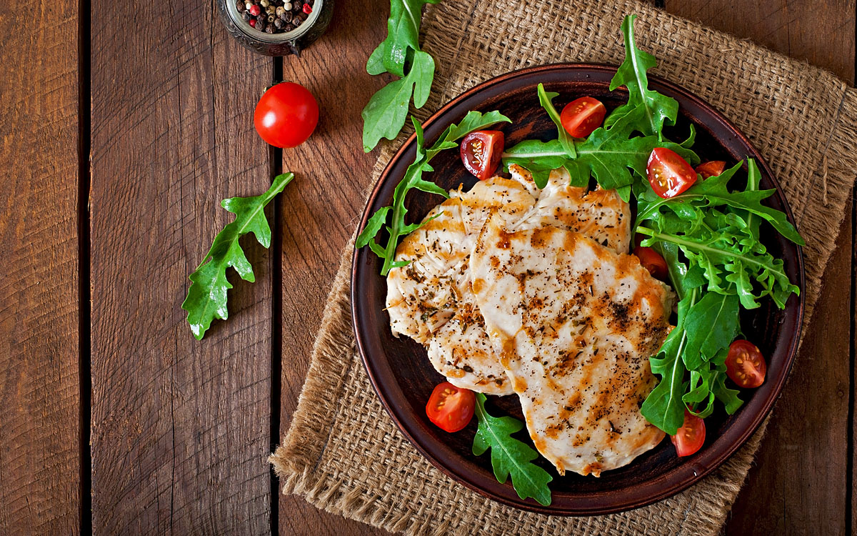 8 Juicy Flavorful Grilled Chicken Breast Recipes Barbecuebible Com