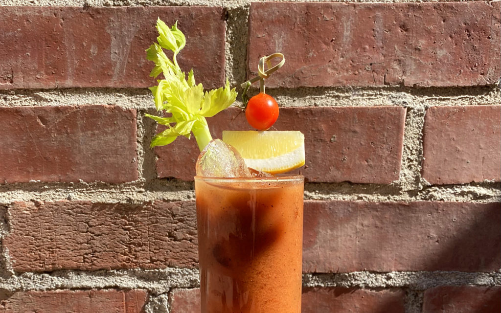 Fire-Roasted Bloody Maria