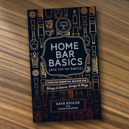 Home Bar Basics (and Not-So-Basics)