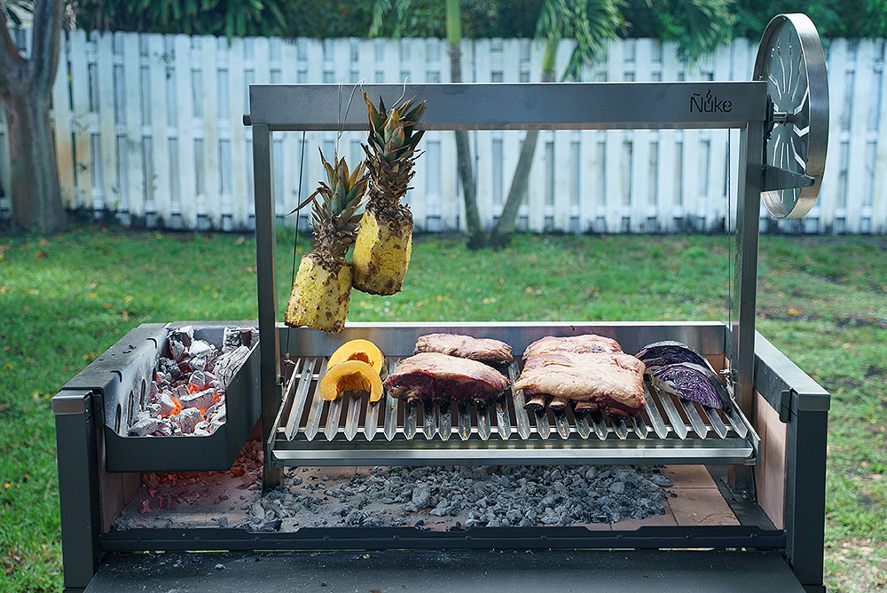 How to Throw a Traditional Argentinian Asado, Brought to You By the New Ñuke Puma Grill - Barbecuebible.com
