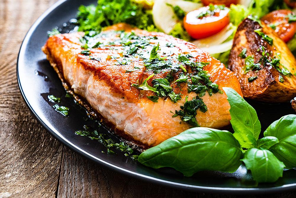 Steven Raichlen's Summer Salmon Recipe - Barbecuebible.com