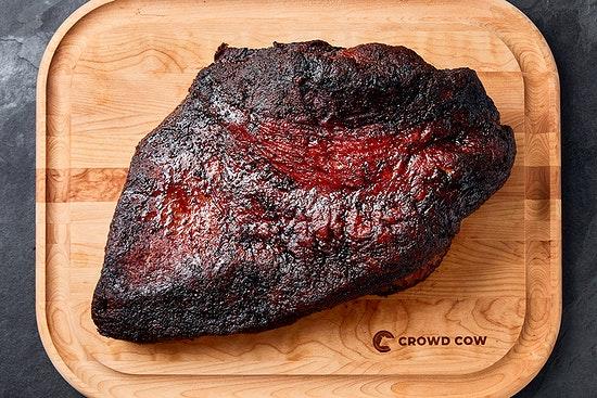 Steven Raichlen Cooked Brisket
