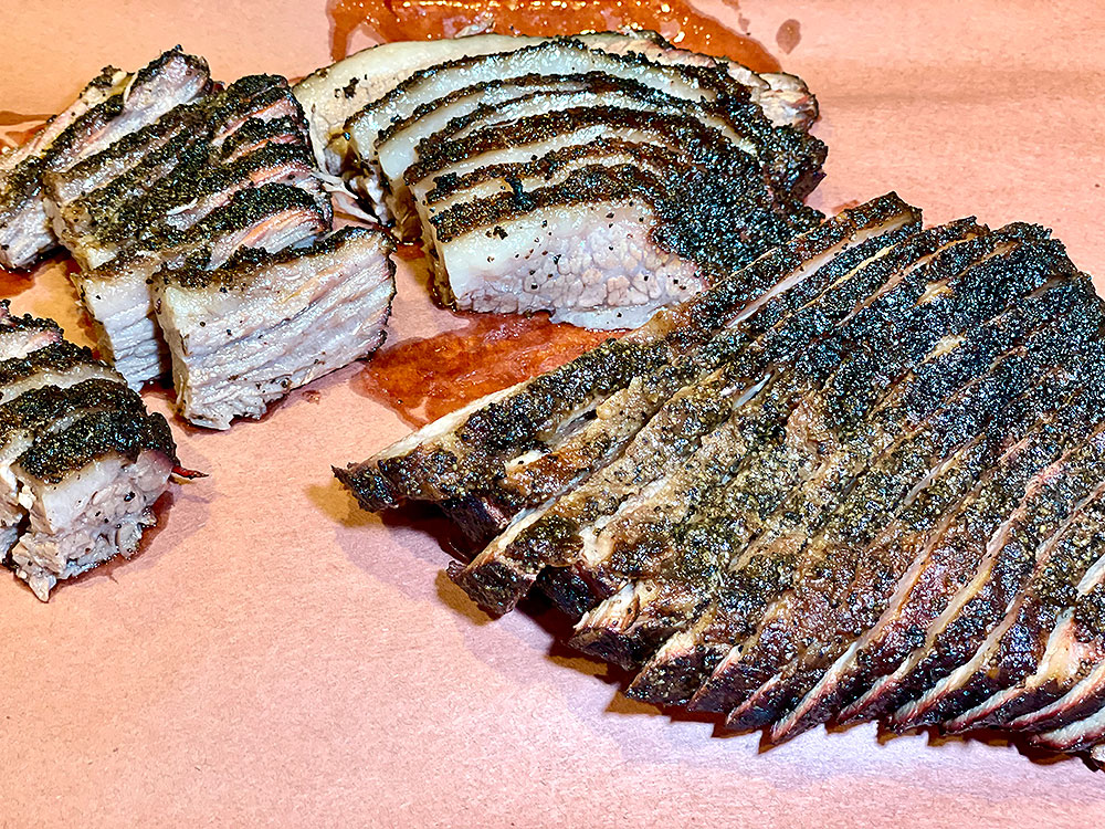 How to Smoke and Serve a Whole Packer Brisket in One Day Without Rising at the Crack of Dawn - Barbecuebible.com